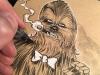 Chewbacca - Stew PATRIKIAN