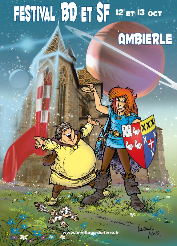 Affiche Ambierle 2013