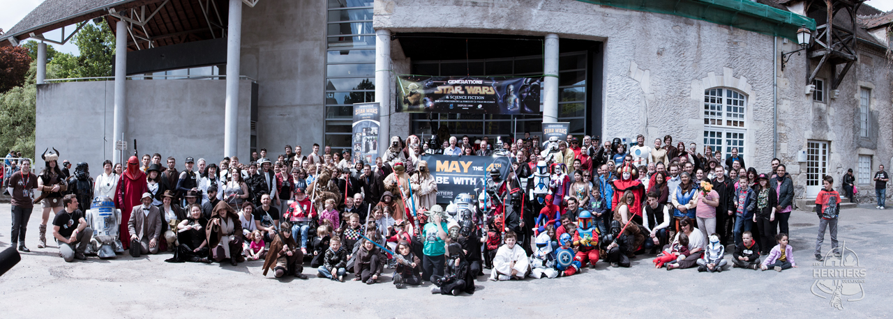 Générations Star Wars, les héritiers de la Force