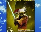 Cora 2014 Yoda Noël