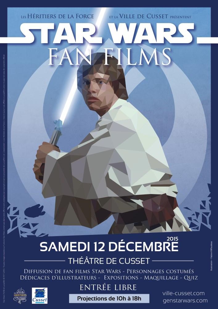 Affiche fan films 2015