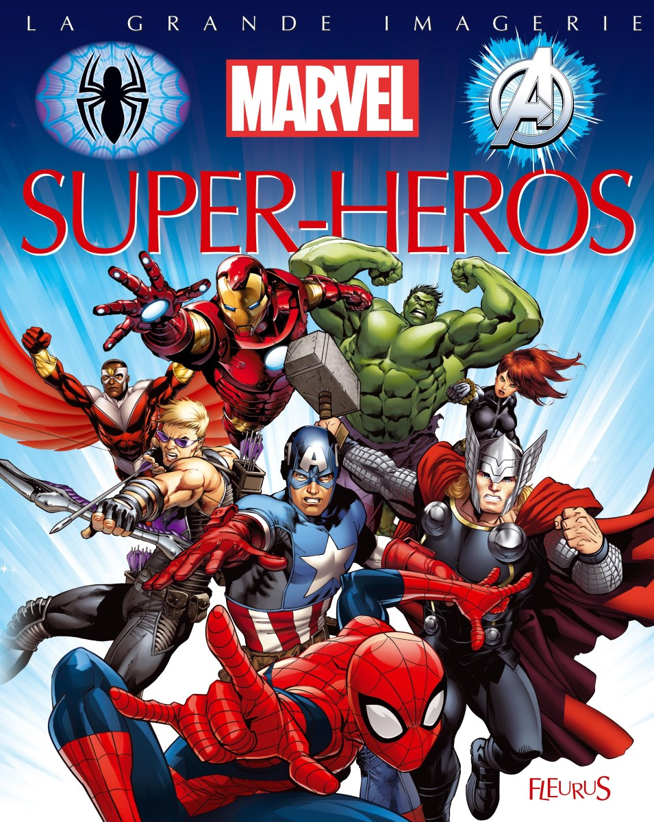 fleurus avengers spiderman