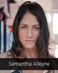 Miniature acteur 2017 Samantha Alleyne
