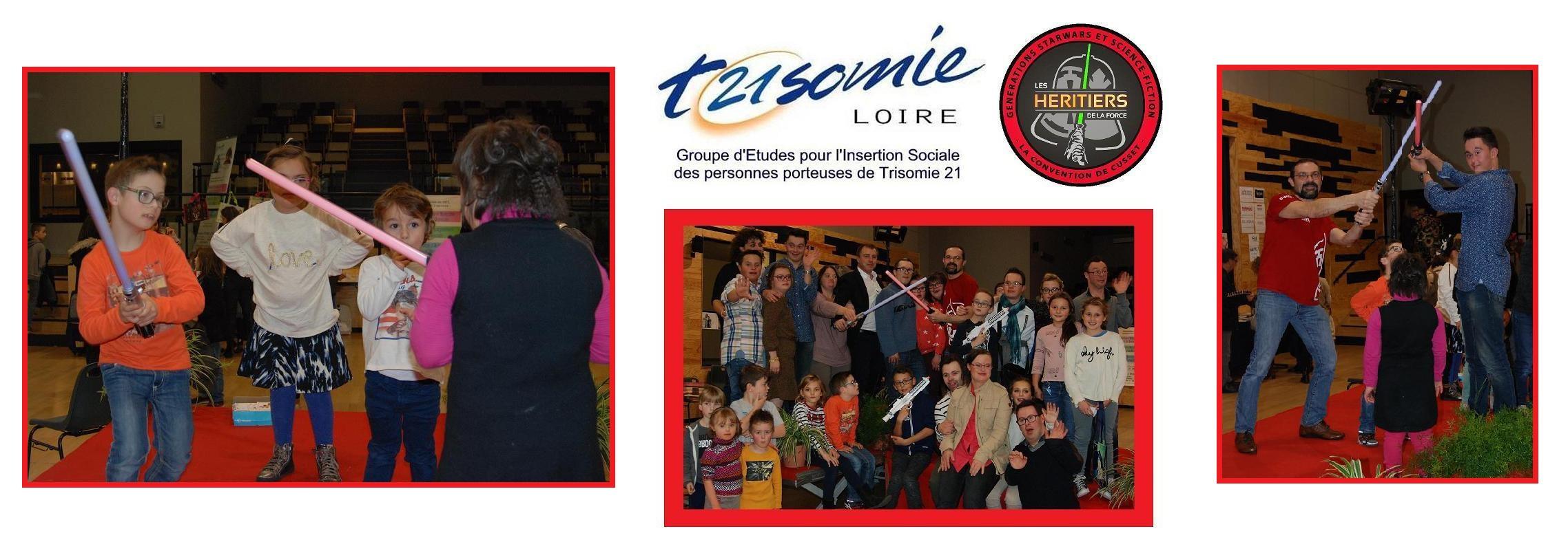 Trisomie 21 Loire