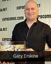 Miniature auteur 2017 Gary Erskine