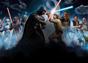 17 - Combat Luke-Dark Vador Paysage