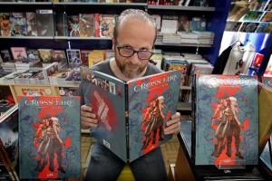 Jean-Luc Sala auteur de BD