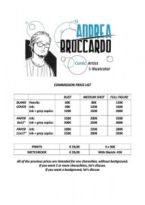 broccardo tarifs